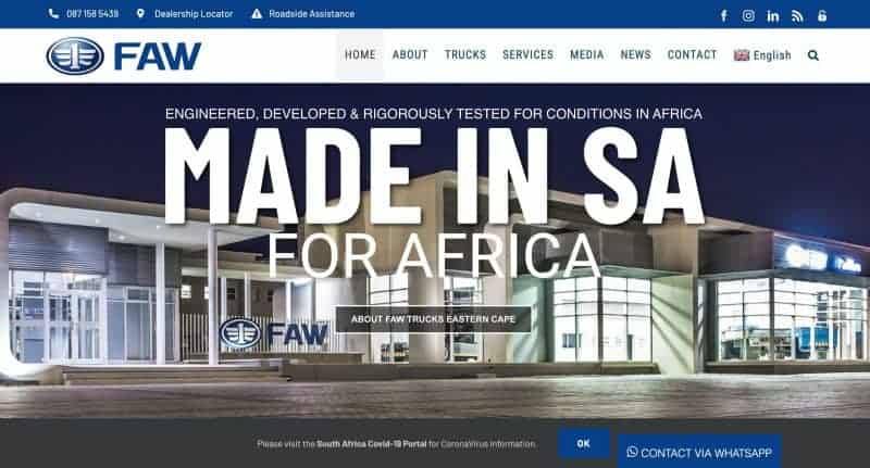 motor-vehicle-website-design