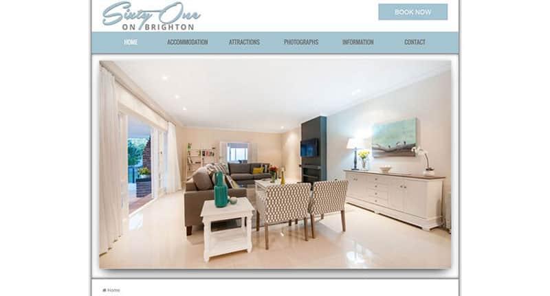 accommodation-website-design