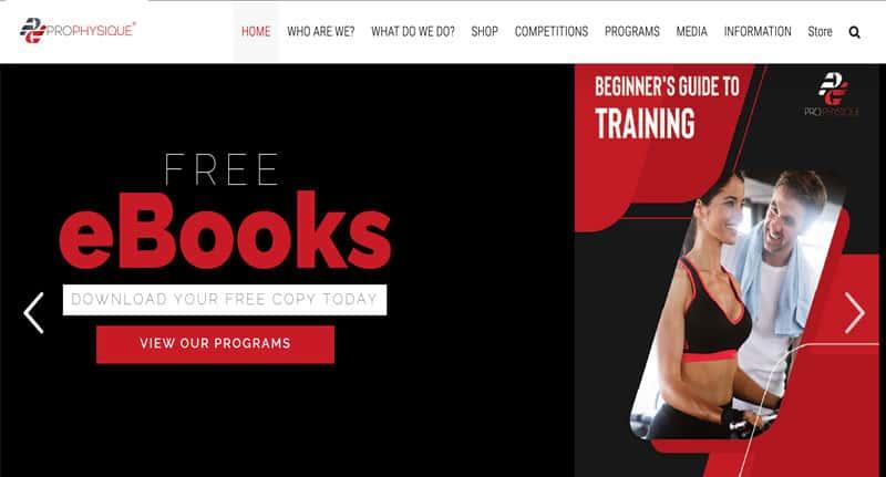 fitness-coach-website-design