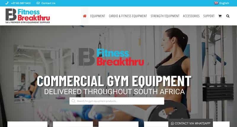fitness-equipment-website-design