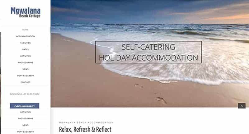 holiday-accommodation-website-design