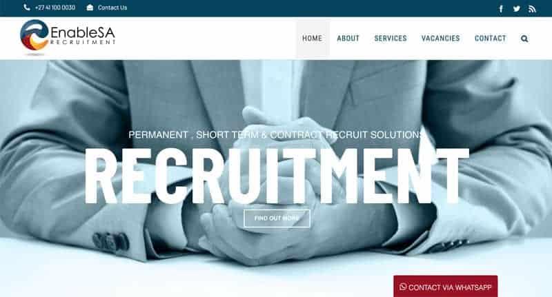 recruitment-agency-website-design