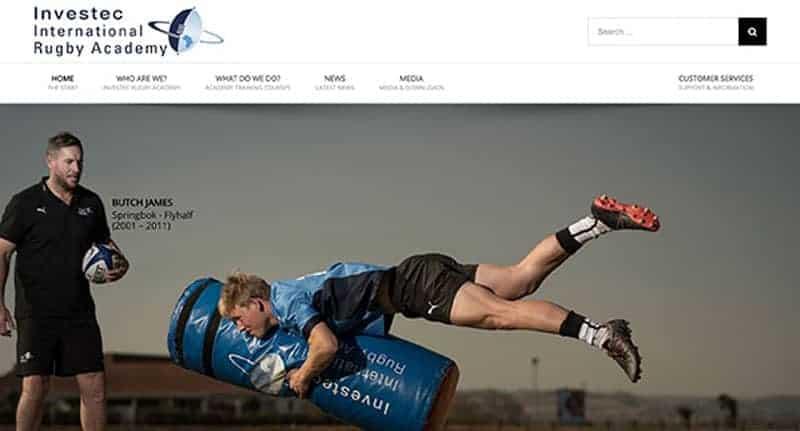 sports-academy-website-design