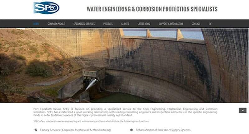 water-engineering-website-design
