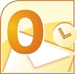 Microsoft Outlook 2010 Logo - Website Design Port Elizabeth   Setup Emails